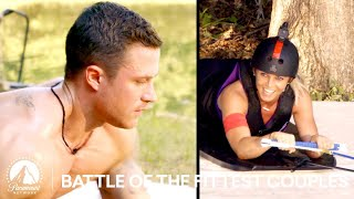 EXCLUSIVE Battle of the Fittest Couples Series Premiere Sneak Peek
