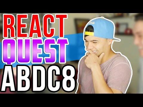 REACTING TO QUEST ON ABDC SEASON 8?!