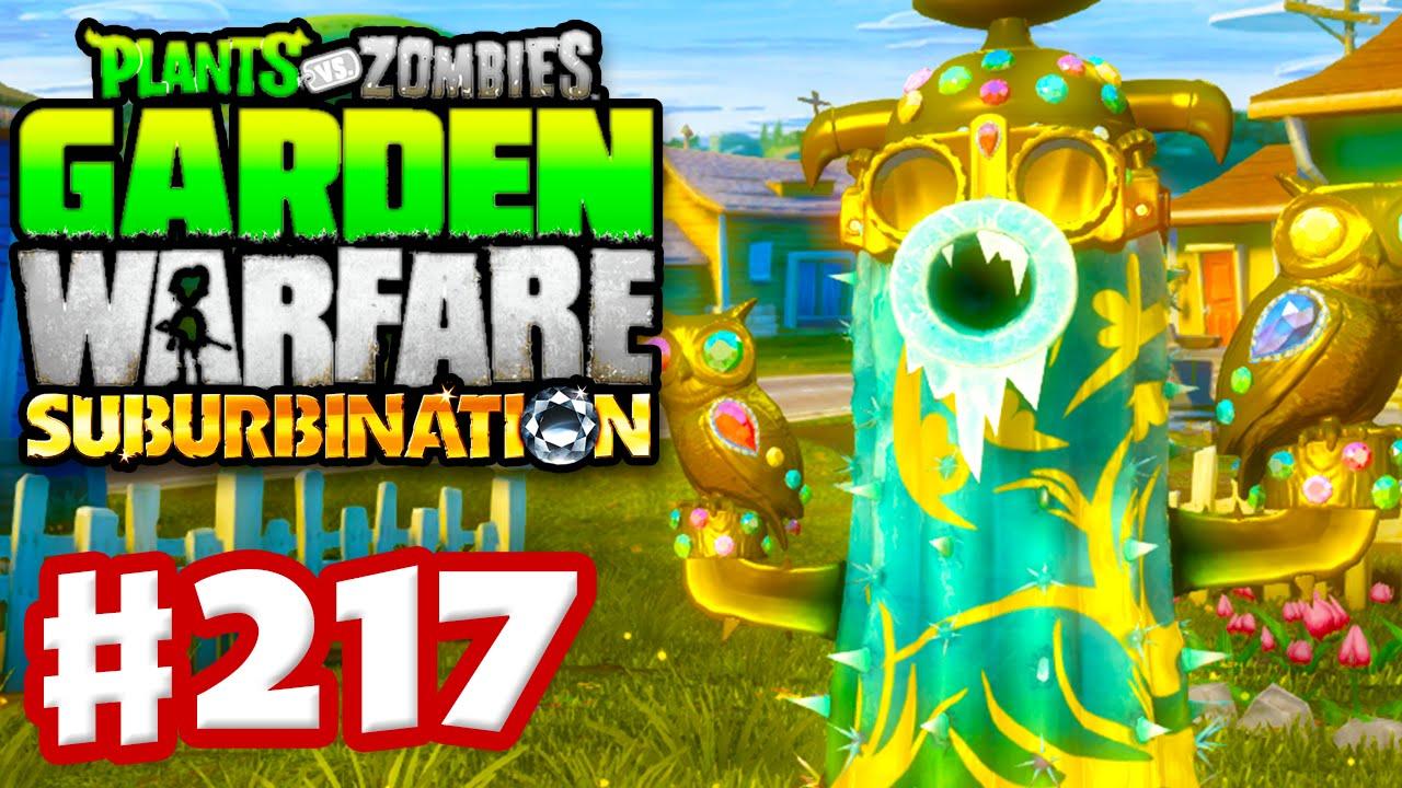 Plants vs. Zombies: Garden Warfare - Gameplay Walkthrough ...