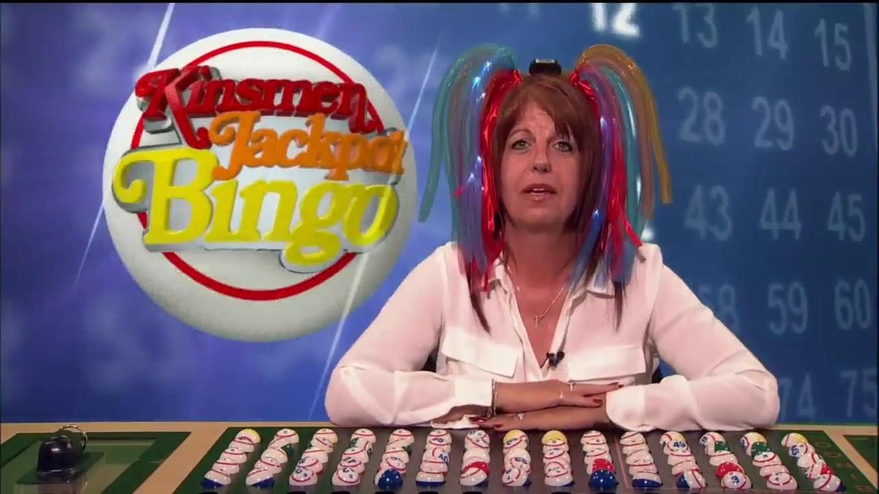 Kinsmen Bingo Jackpot
