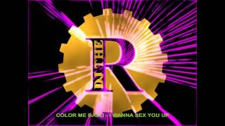 COLOR ME BAD - I wanna sex you up (xtended mix) 1991
