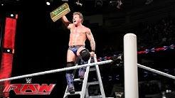 Dean Ambrose vs. Chris Jericho: Raw, 13. Juni 2016