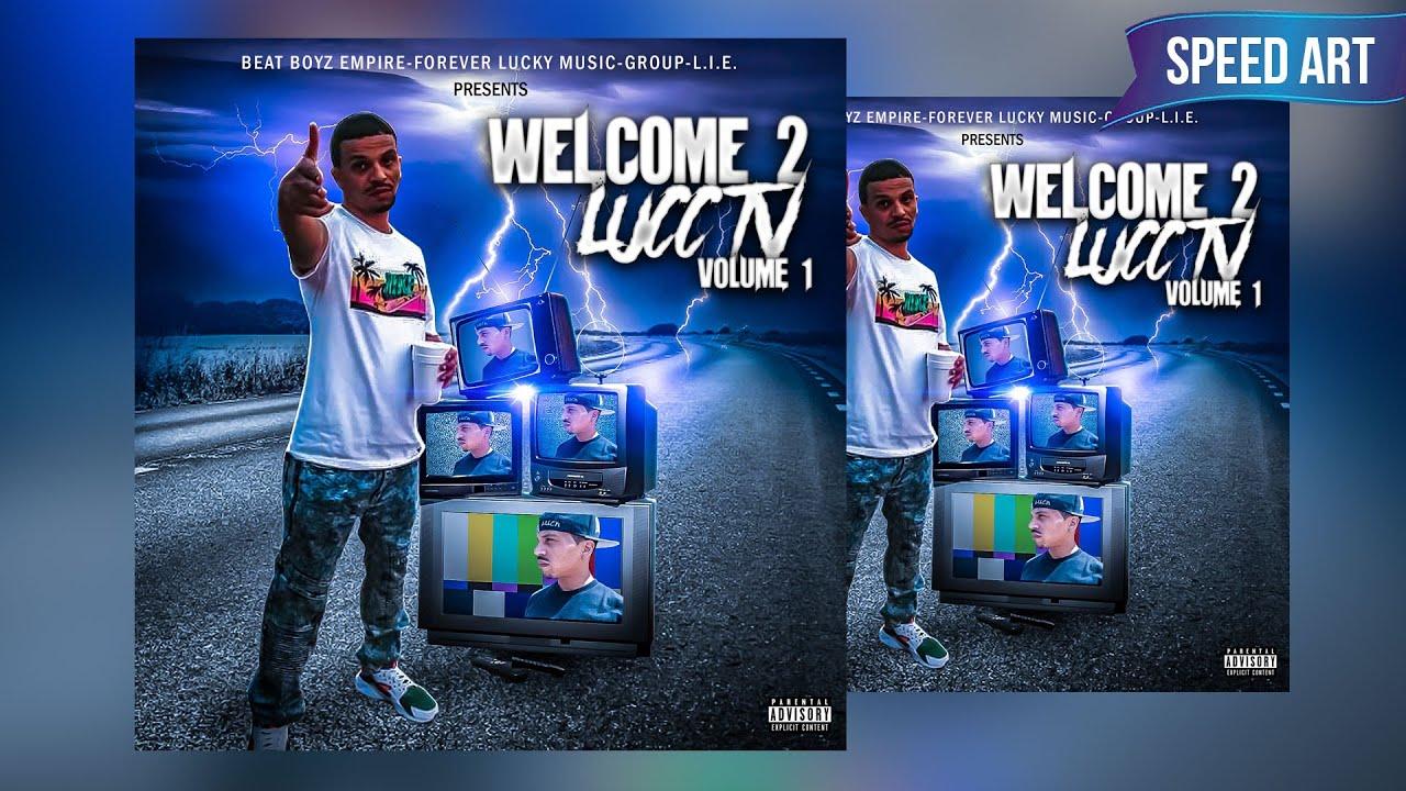 New Mixtape Cover Design Album Cover Design Photoshop Tutorial 2020 Song Cover Mafia Graphics Dieno Digital Marketing Services