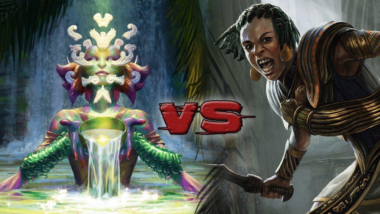Tuvasa, the Sunlit vs Samut - Commander/EDH - tribalkai/eedi-H - 1v1