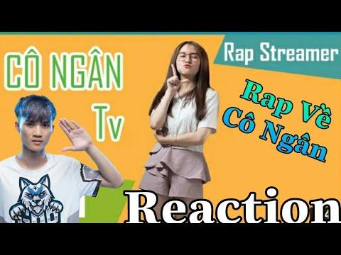 [Reaction] Cảm Xúc Của Gao Bạc Khi  Nghe Bài Rap Về Cô Ngân Tv Cười Đau Cả Bụng