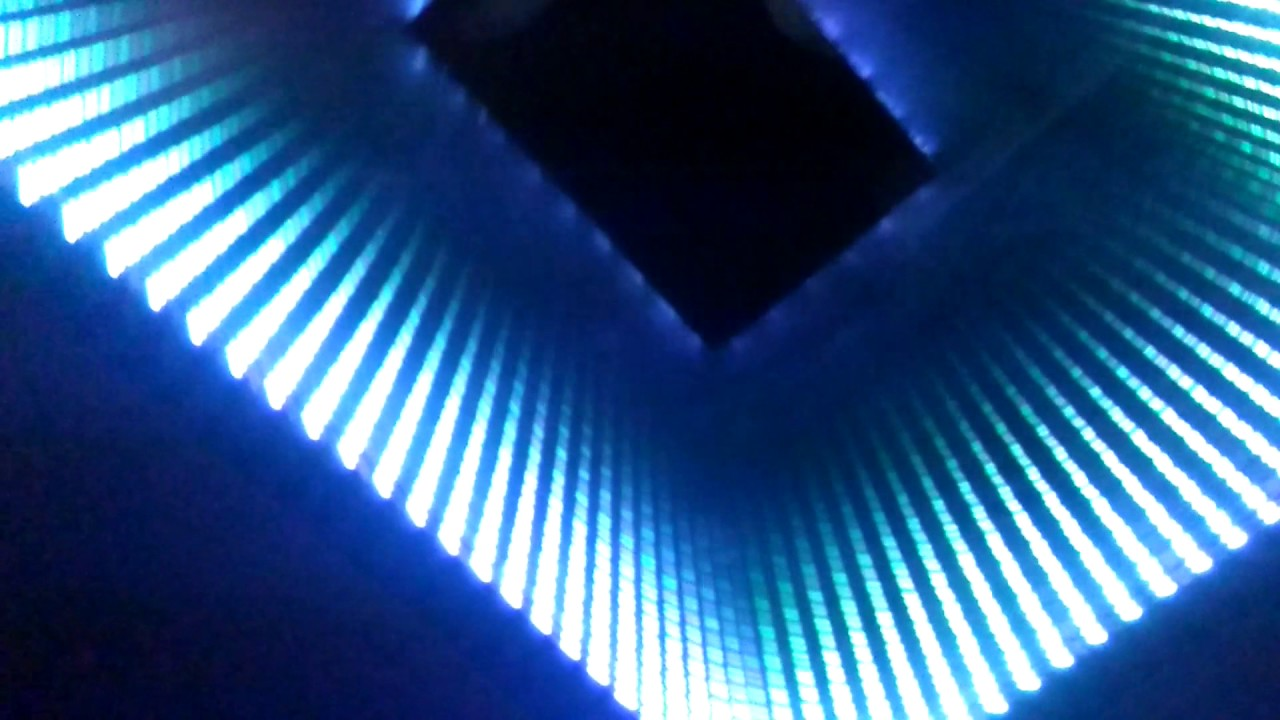 Belxled Infinity Mirror Ceiling