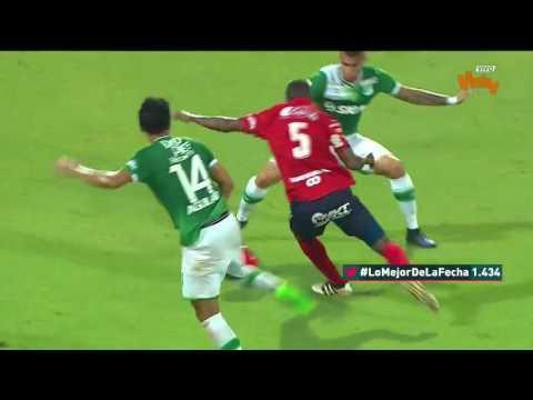 Medellín 3   1 Cali Fecha 8 Liga Aguila 2017 I Win Sports