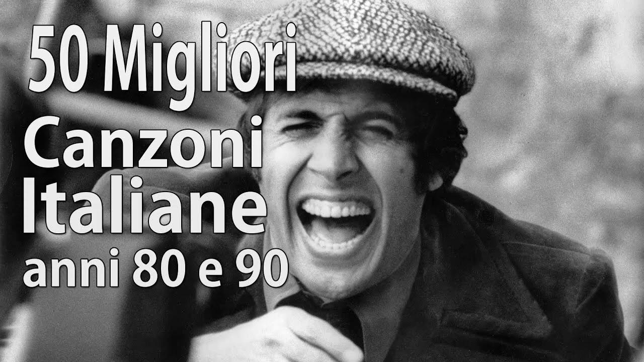 50 Migliori Canzoni Italiane Anni 80 E 90 Musica Italiana Anni 80 E 90 Canzoni Italiane 2020 Youtube