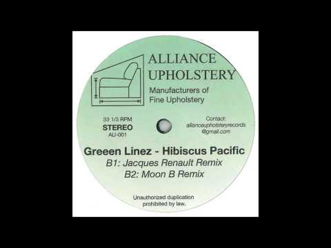 Greeen Linez - Hibiscus Pacific (Moon B Remix) [2014]