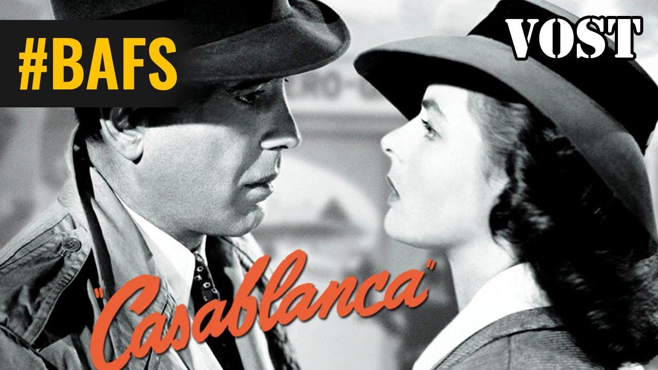 Casablanca – Bande Annonce VOSTFR - 1947