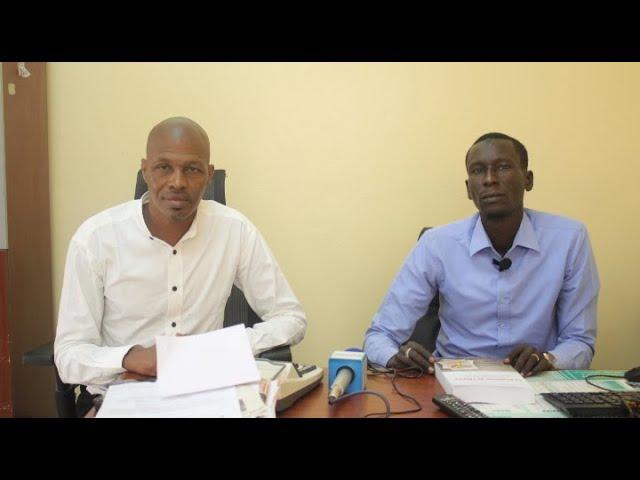 Abdourahmane Sow COS/M23: « Pour la mémoire de nos martyrs, il n'y aura pas de 3ème mandat. »