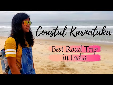 Coastal Karnataka | 8 Days | Best Road Trip | Mangalore Udupi Murudeshwar Kumta Gokarna Karwar