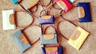 Longchamp Le Pliage Collection 2018 || JM