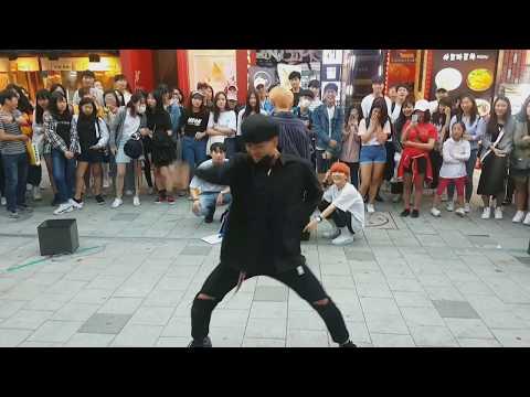 킹덤즈 KingdomS - PSY 'Gentleman' Dance Cover 20180520 [Kpop In Hongdae 홍대 Street Dance]