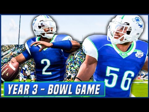 NCAA Football 14 Dynasty Year 3 - Las Vegas Bowl vs Colorado | Ep.50