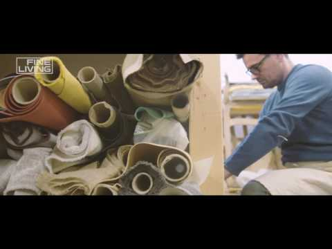 Fine Living Channel - A Day In The Life Of : Gaff Interiors & Upholstery