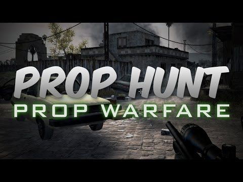 Prop Warfare (Prop Hunt) [#11]