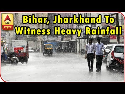 Skymet Weather Bulletin: Bihar, Jharkhand To Witness Heavy Rainfall | ABP News