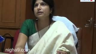 Cantonment Board CEO Sujatha Gupta spl drive