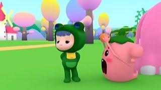 Развивающий мультфильм - Руби и Йо-Йо - Липкий мяч