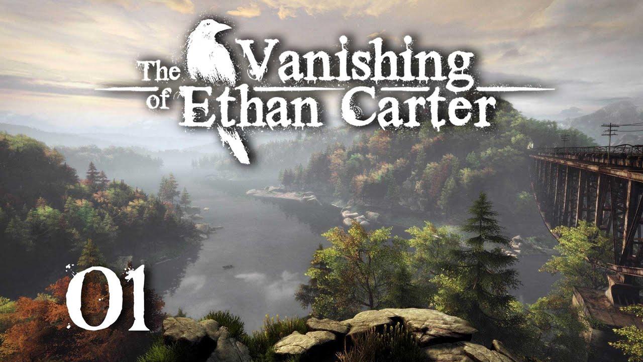 The Vanishing Of Ethan Carter 01 Ein Brief Von Ethan Gameplay German Deutsch Let S Play Youtube