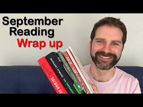 Reading Wrap Up / September 2019
