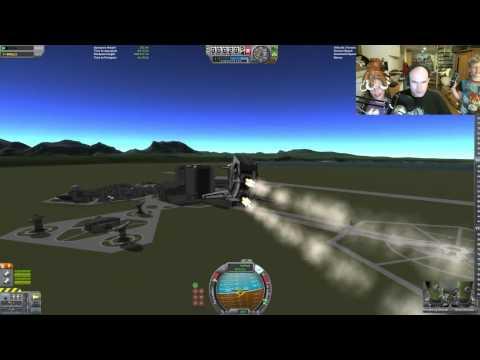 Elon Mollusk - Building A Rocket Powered Flying Snail - Livestream