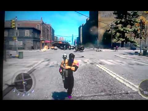 SAINTS ROW THE THIRD TRIBUTE