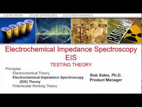 Electrochemistry - Electrochemical Impedance Spectroscopy (EIS) Theory