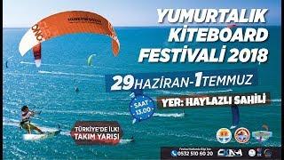 Yumurtalık Kiteboard Festivali 2018