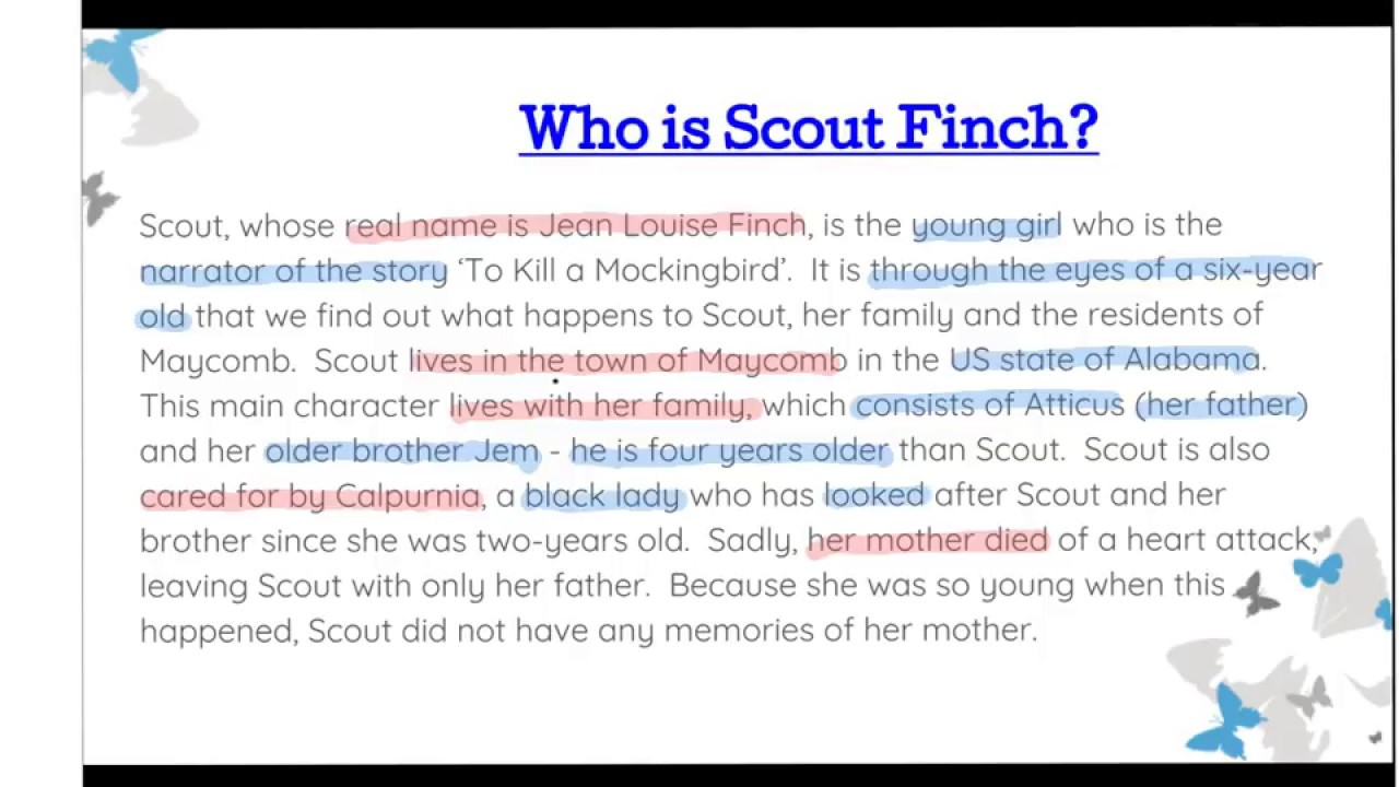 scout character traits