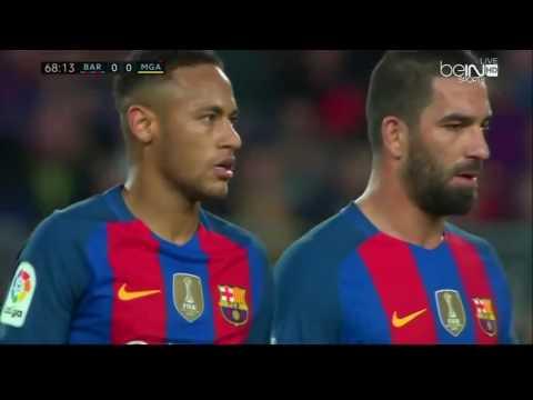 Download FC Barcelona vs Málaga 0-0 All Goals & Highlights [Extended][19/11/2016] Ray Hudson