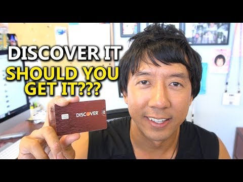 DISCOVER IT CREDIT CARD WORTH GETTING? | WHAT YOU SHOULD KNOW ABOUT THIS CARD