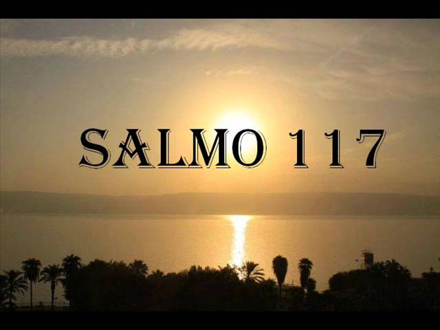 Cantos gregorianos - Salmo 117 ( en español )