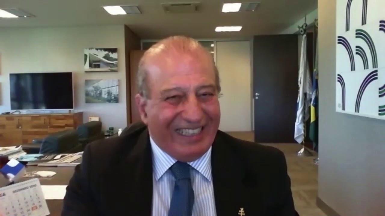 """""""Ministro do TCU explica a importância da cartilha da Rede Governança Brasil para a nova gestão"""""""