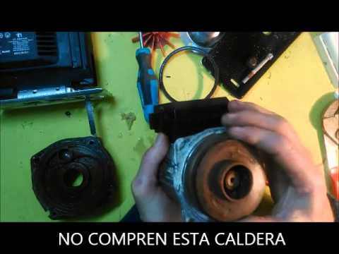 Desbloquear bomba de calefaccion 1 doovi for Bomba calefaccion gasoil