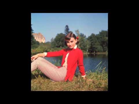 Audrey Hepburn- Clair de Lune