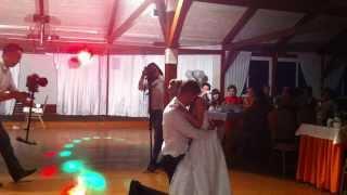 Серега и Саша: первый танец