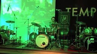 Red Baron - IM Drum School - La notte delle batterie