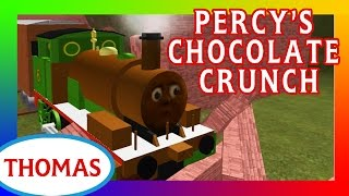 Percy's Chocolate Crunch   Thomas and Friends Roblox Remake