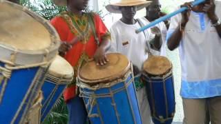 Tambores Chimbángueles - Golpe Cantica