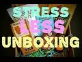 Stress Less Box Unboxing