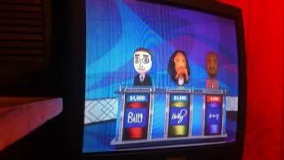 Jeopardy! Nintendo Wii Game 2