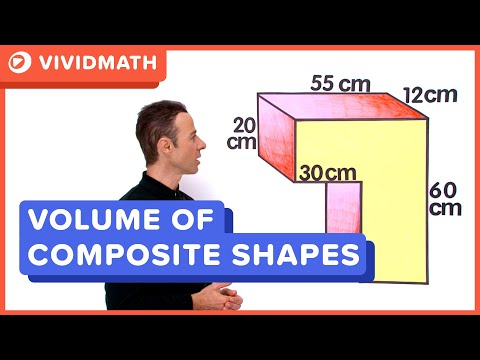 Geometry - Volume Of Shapes - VividMaths.com