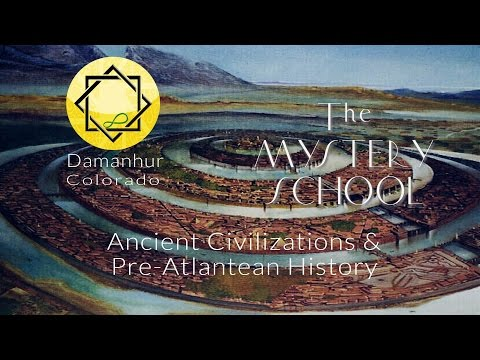 Damanhur Colorado Mystery School - Ancient Civilizations Seminar