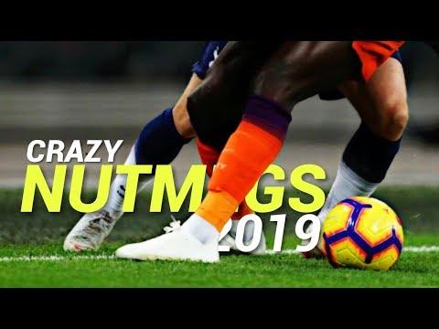 Crazy Nutmeg Skills 2019 ● Best Pannas Show