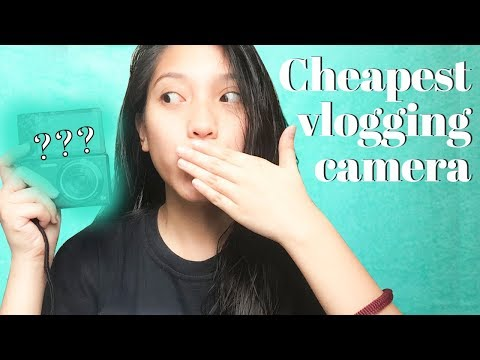 cheapest vlogging camera! | what cameras do i use? (Philippines)