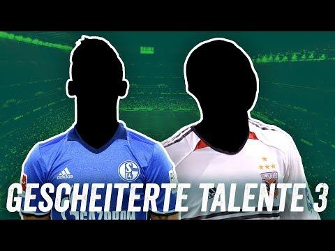 Der nächste Zidane! Der nächste Messi! Profi mit 14! Die Top 10 gescheiterten Talente der Welt!