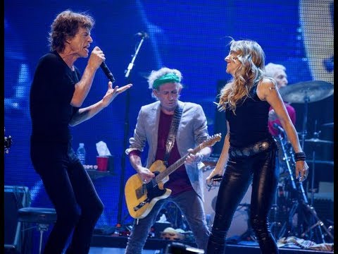 The Rolling Stones - All Down the Line with Sheryl Crow at Chicago 31/05/2013