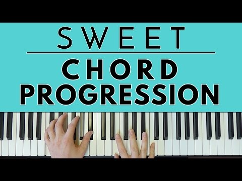 A Sweet Chord Progression To Help You Learn To Improvise